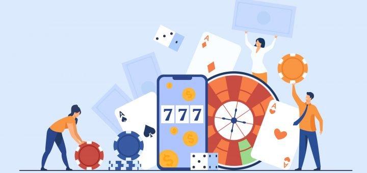 Guide til online casinoer